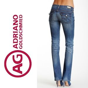 2318 ✴️ ADRIANO GOLDSCHMIED DECADE Bootcut Jeans B